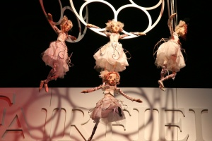 Cirque de Soleil installation 2