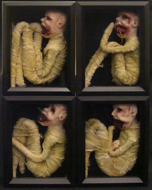 Beth robinson s strange dolls