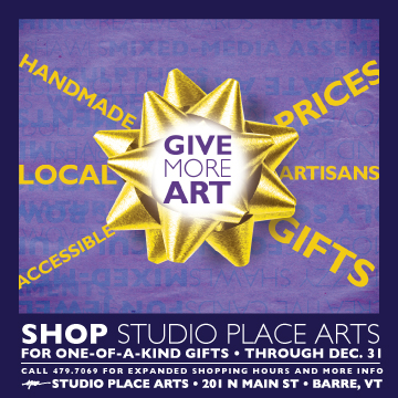 Studio Place Arts Gift Show