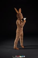 Linde-Ivimey-Thumper-Bunny-2009-mixed-media-138-x-50-x-50-cm-60000