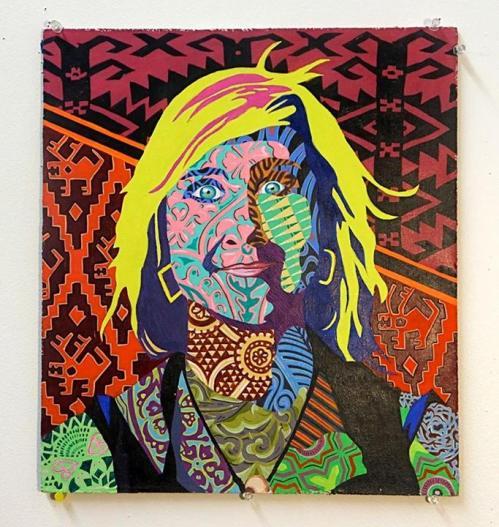 Portrait of Beth Robinson