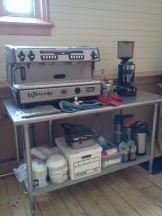 Espresso anyone?